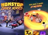 NonStop Chuck Norris Android Jeux