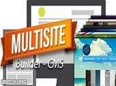 MultiSite Builder CMS PHP