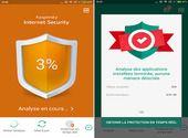 Kaspersky Internet Security Android Sécurité & Vie privée