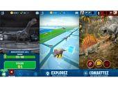 Jurassic World : Alive iOS Jeux