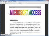 Cours MS Access complet Informatique