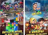 Puzzle Fighter Android Jeux