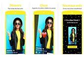 Yellow iOS Internet