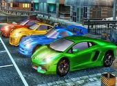 Furious Car Drag Race Jeux