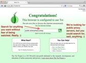 Tor Browser (Vidalia Bundle) Mac Utilitaires