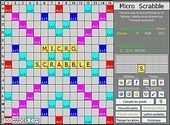 Micro Scrabble Jeux