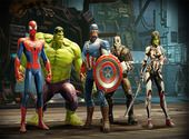 Marvel Strike Force iOS Jeux