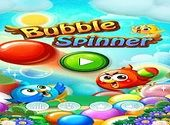 Bubble Spinner Jeux