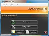 SpyMyKeyboard keylogger Utilitaires