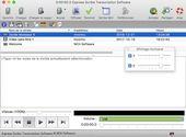 Express Scribe - Logiciel de transcription pour Mac Bureautique