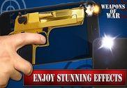 Armes de guerre: simulateur Jeux
