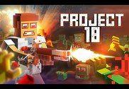 Project 18 - Zombie Shooter Jeux