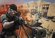 Secret Mountain Sniper Shooter Jeux