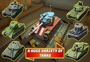Tanks.io Jeux