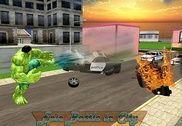Monster Hero Battle in City Jeux