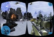 VR Border Army Shooter Sniper Assassination Jeux