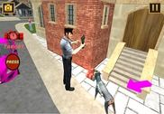 Chien de police vs voleurs Jeux