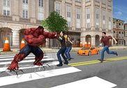 Incroyable monstre combat héros Jeux