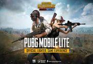 PUBG Mobile Lite Android  Jeux