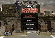 Swat Sniper Defender Jeux