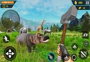Animaux Safari Chasse 3D Jeux