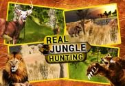 Real Jungle Hunting Sniper Hunter Safari Jeux