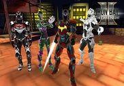 Iron Bat 2 La nuit noire Jeux