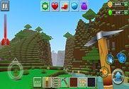 Monde des carreaux - Exploration Lite Craft Jeux