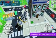Pixel Avenger Jeux