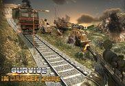 Sniper train Shooter Sim Jeux