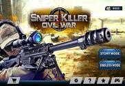 Sniper Killer: Civil War Jeux