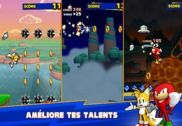 Sonic Runners Android Jeux
