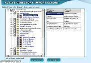 Active Directory Export Réseau & Administration