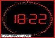 Horloge Bureautique