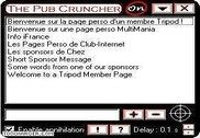 The Pub Cruncher Internet