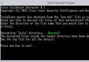 Talos - Tesla Decrypt