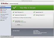 McAfee Internet Security Suite Utilitaires