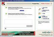 Kaspersky Virus Scanner Online Utilitaires