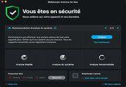 Bitdefender Antivirus pour Mac Utilitaires