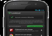 Lookout Antivirus et Sécurité Android Sécurité & Vie privée