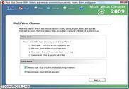 Multi Virus Cleaner 2015 Sécurité & Vie privée