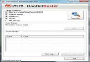 Trend Micro RootkitBuster Sécurité & Vie privée