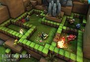 Block Tank Wars 2 Jeux