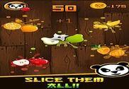 Fruit Slice : Fruit Panda Jeux