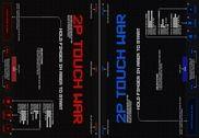 2P Touch War Jeux