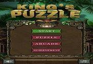 Egypt puzzle game Jeux