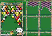 Monkey Bubble Jeux