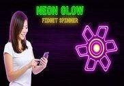 Fidget spinner néon Jeux