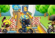 Subway Moto Bike Runner Jeux