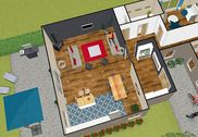Kozikaza - Plan 3D Maison et Loisirs